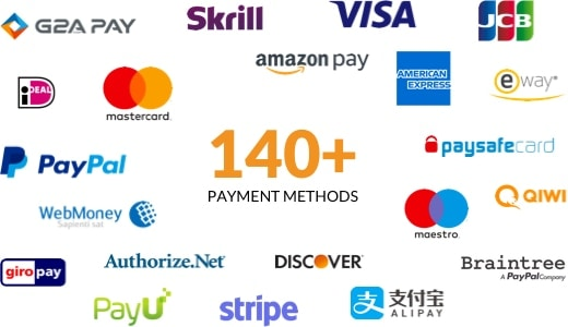 Accept Payments in the Currency Your Buyers Are Used to