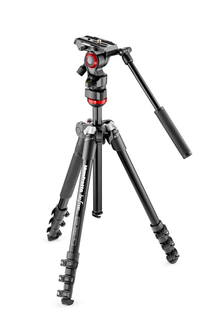 Manfrotto MVKBFR-LIVEUS Befree